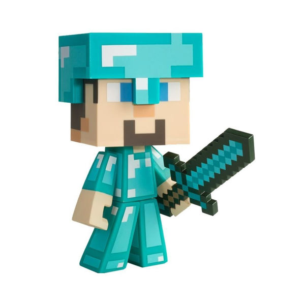 Minecraft Diamond Steve Figure (237123)