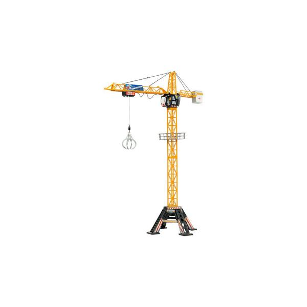 Dickie Construction Mega Crane 1.20εκ (203462412)
