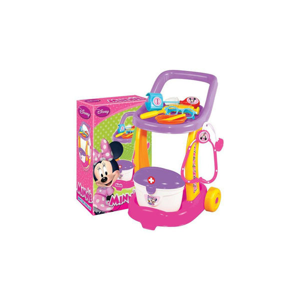 Dede Minnie Mouse Doctor Trolley (01978)