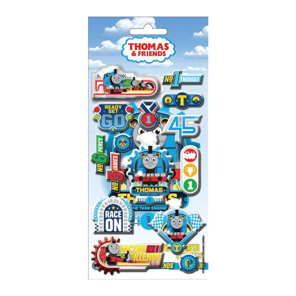 Thomas Puffy Stickers (0570418)