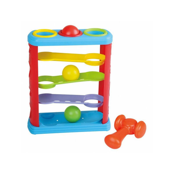 PlayGo Hammer & Roll Tower (2249)