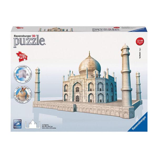 Ravensburger 3D Puzzle Taj Mahal (125647)