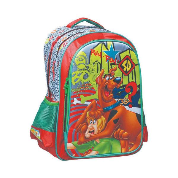 Scooby-Doo Τσάντα Δημοτικού (336-11031)