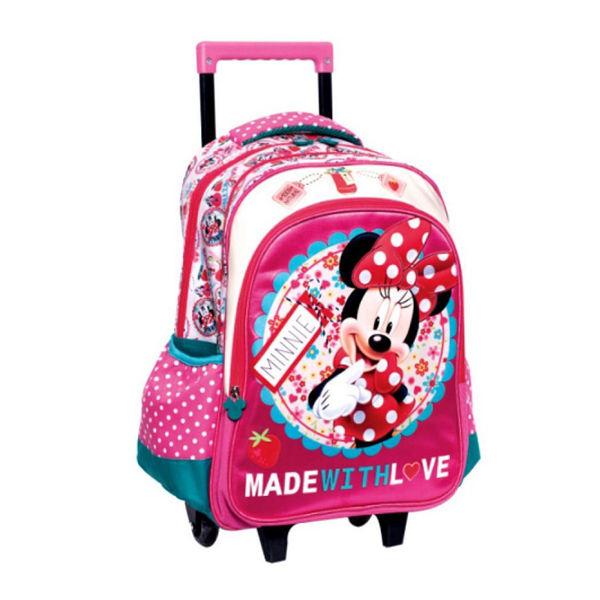 Minnie Mouse Trolley Δημοτικού (340-68074)