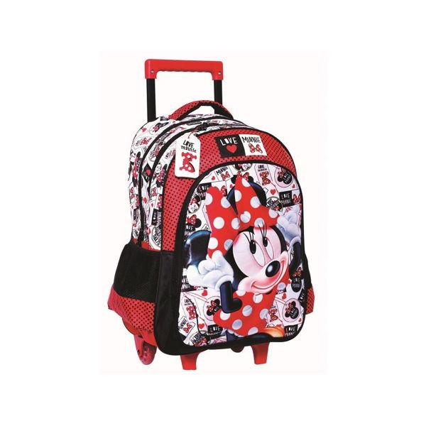 Minnie Mouse Trolley Δημοτικού (340-66074)