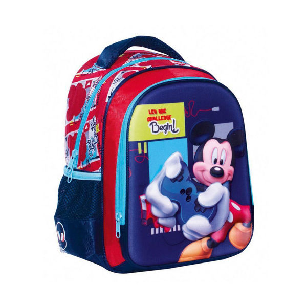 Mickey Mouse Τσάντα Νηπίου (340-72054)