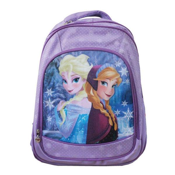 Τσάντα Δημοτικού Frozen (5755023P)