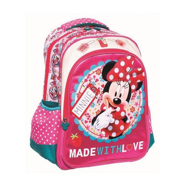 Τσάντα Δημοτικού Minnie Mouse (340-68031)