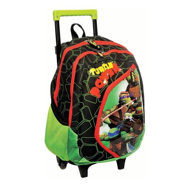 Ninja Turtles Trolley Δημοτικού (334-08074)