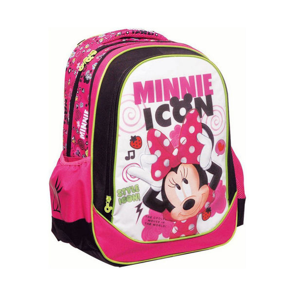 Minnie Mouse Τσάντα Δημοτικού (340-58031)