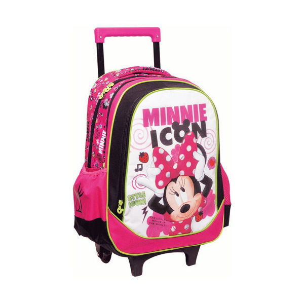 Minnie Mouse Trolley Δημοτικού (340-58074)
