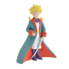Ο Μικρός Πρίγκιπας Κουμπαράς  (PLA80038)