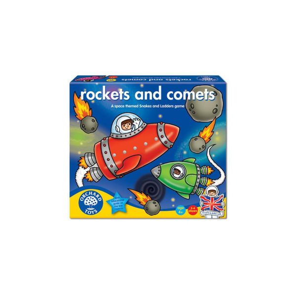 Orchard Rockets and Comets (10182)