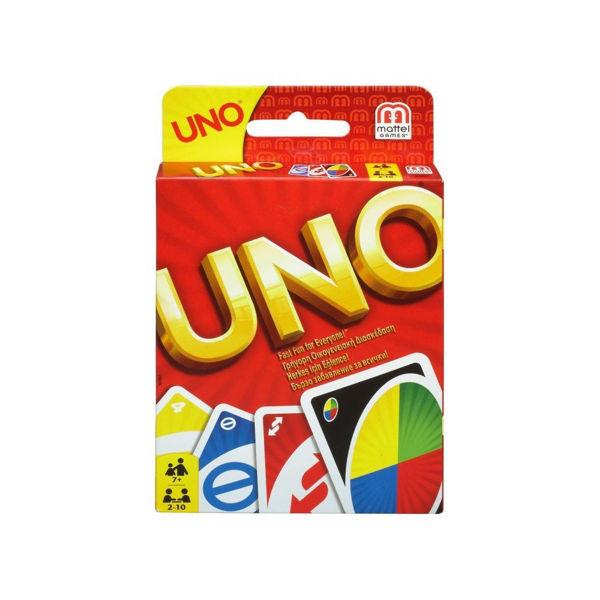 UNO Κάρτες (W2087)