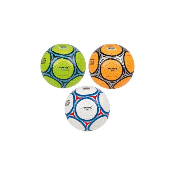 John-sports Μπάλα Ποδοσφαίρου Competition III 3 Σχέδια (52907)