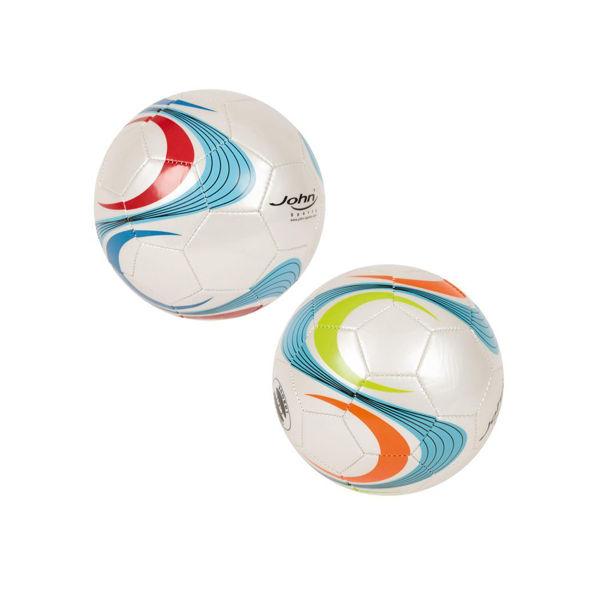 John-sports Μπάλα Ποδοσφαίρου Competition IX 2 Σχέδια (52115)