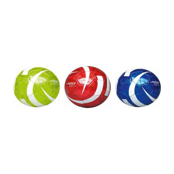 John-sports Μπάλα Ποδοσφαίρου Diamond 3 Σχέδια (52127)
