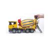 Bruder Μπετονιέρα Scania κίτρινη (03554)