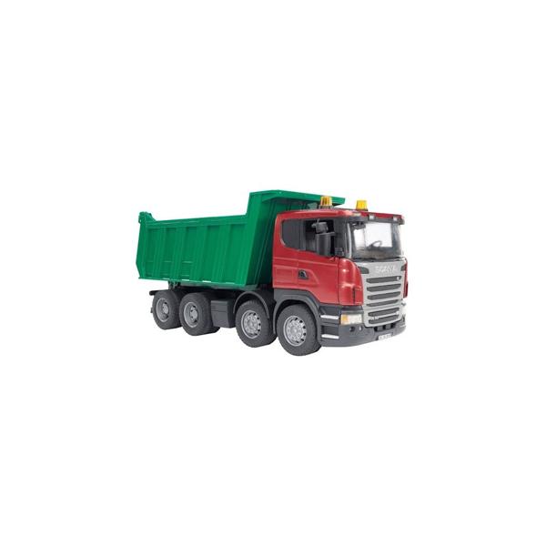 Bruder Φορτηγό χωματουργικό Scania (03550)