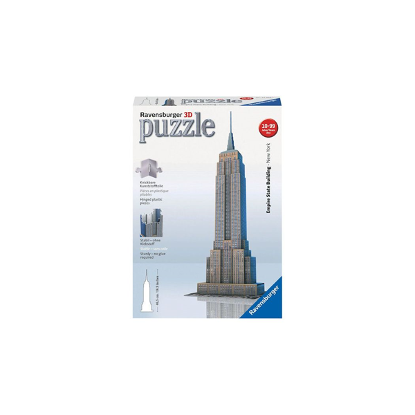 Ravensburger 3D Puzzle Empire State Building (12553)