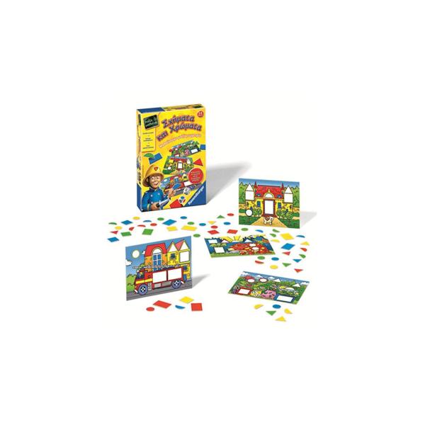 Ravensburger Σχήματα & Χρώματα (24325)