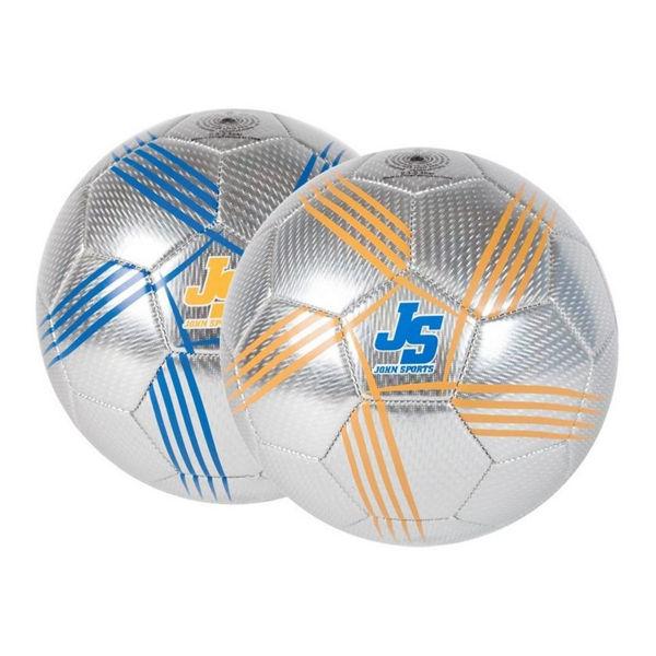 John-sports Μπάλα Ποδοσφαίρου League Laser 2 Σχέδια (52972)