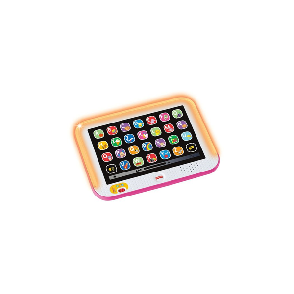 Fisher Price Εκπαιδευτικό Tablet Ροζ (DKK07)