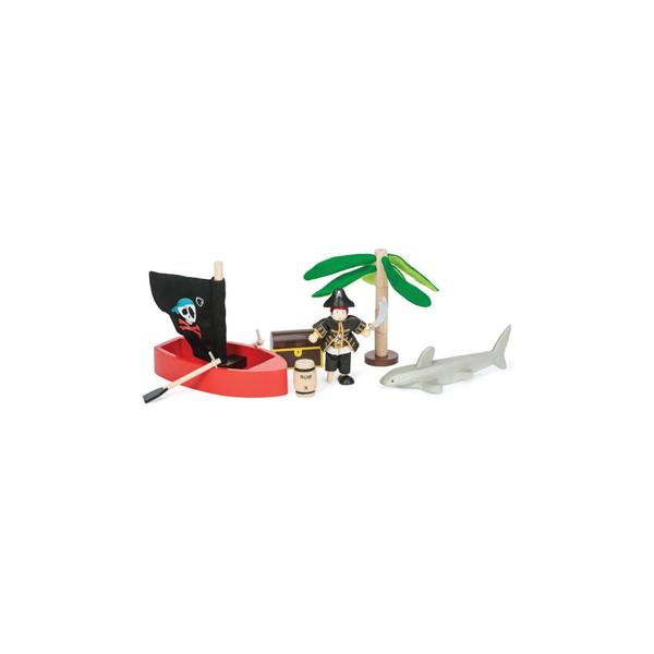 Le Toy Van Pirate Adventure (TV343)