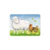 Ravensburger My First Puzzles 2/4/6/8τεμ (06953)