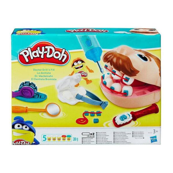 Play-Doh Dr Drill N Fill (B5520)