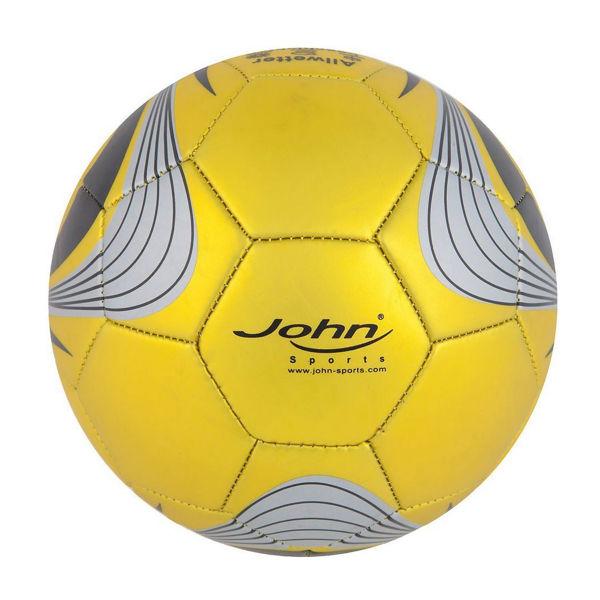 John-sports Μπάλα Ποδοσφαίρου Competition IV 2 Σχέδια (52118)