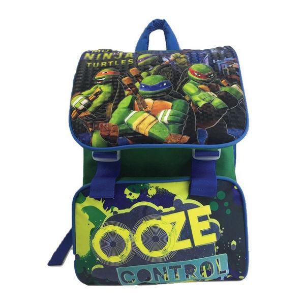 Ninja Turtles Τσάντα Δημοτικού (5745111P)