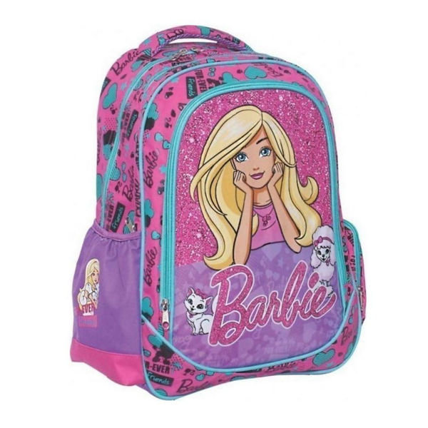 Barbie Τσάντα Δημοτικού (349-54031)