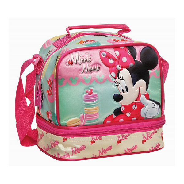 Minnie Mouse Τσαντάκι Φαγητού (340-59220)