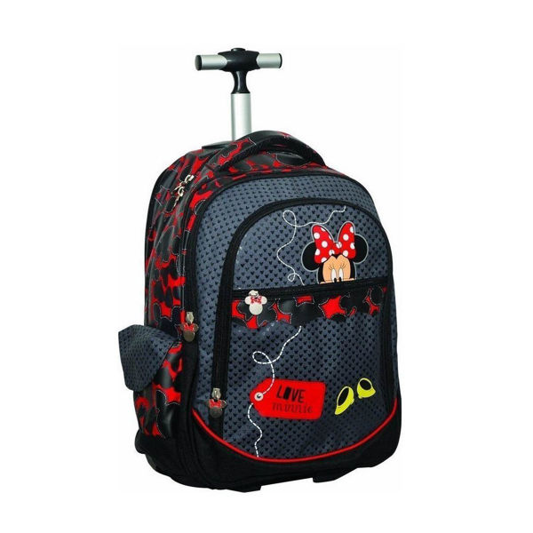 Minnie Mouse Trolley Δημοτικού (340-57074)