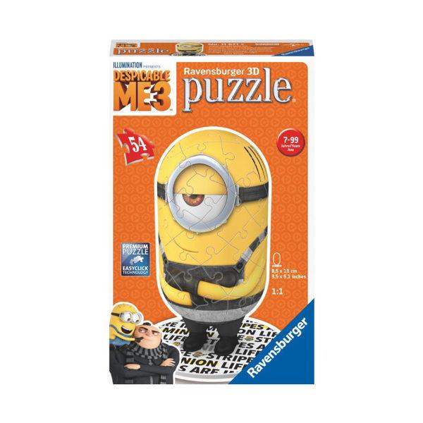 Ravensburger 3D Puzzle Minions Prisoner (11671)