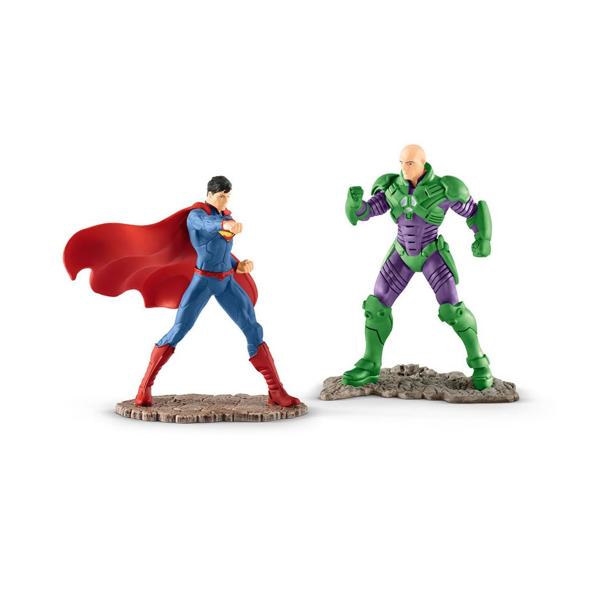 Schleich Σετ Superman Vs Lex Luthor (22541)