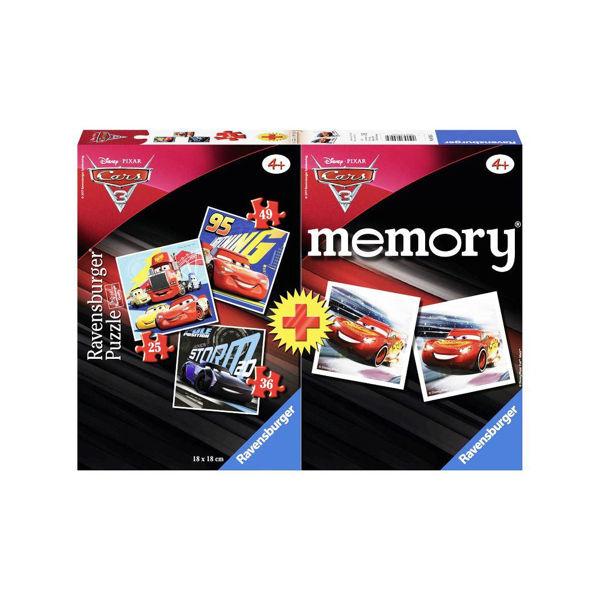 Ravensburger Memory & 3 Puzzles Cars 3 (06926)