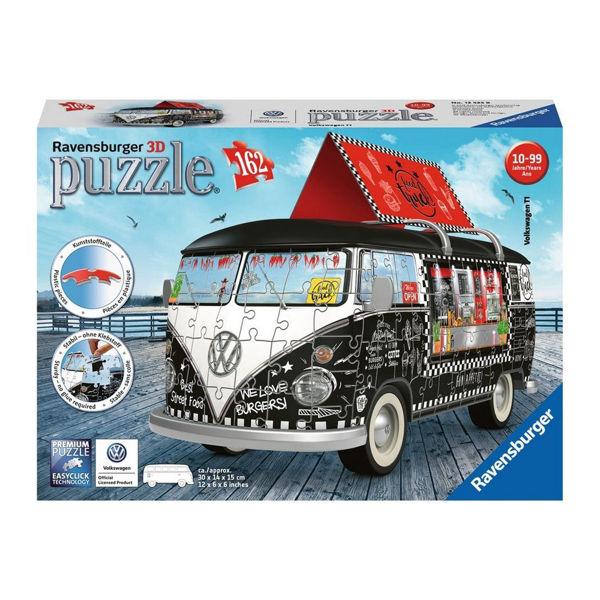 Ravensburger 3D Puzzle Volkswagen T1 Food Truck (12525)