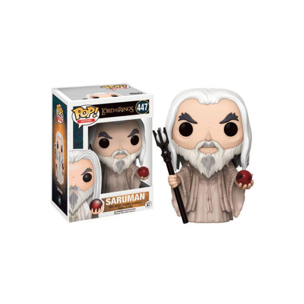 Funko Pop! Vinyl-Saruman (Lord Of The Rings) (447)