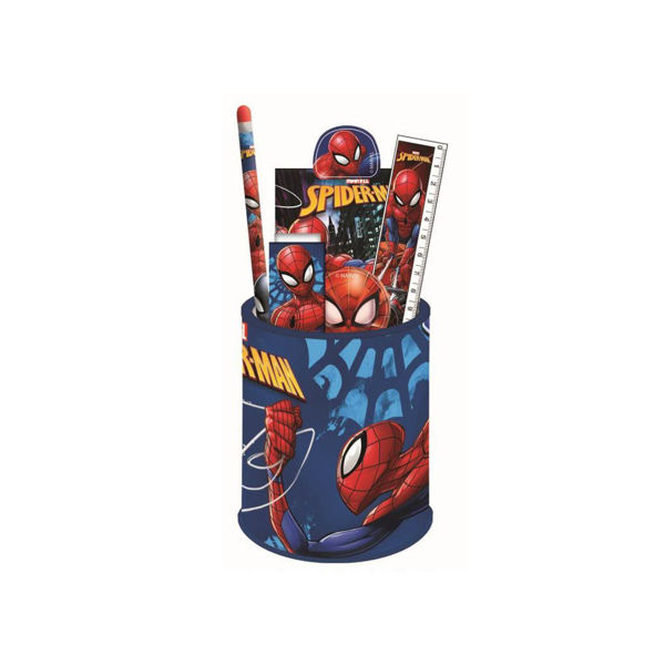 Spiderman Σετ Μολυβοθήκη (337-70884)