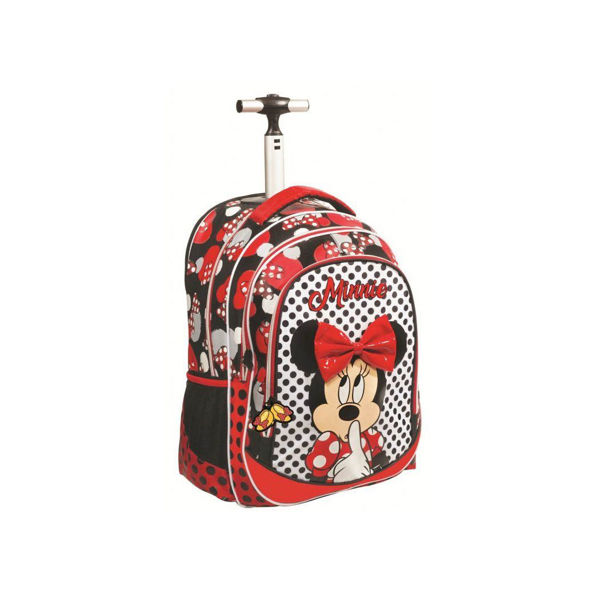 Minnie Mouse Couture Trolley Δημοτικού (340-54074)