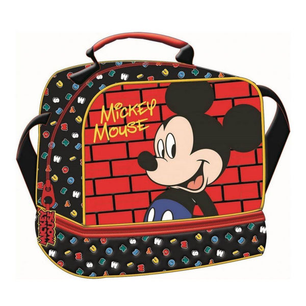 Mickey Mouse Τσαντάκι Φαγητού (340-74220)