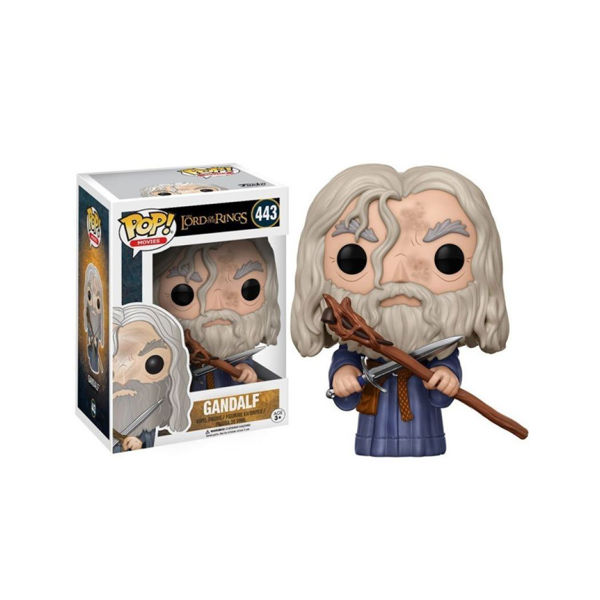 Funko Pop! Vinyl-Gandalf (The Lord of The Rings) (443)