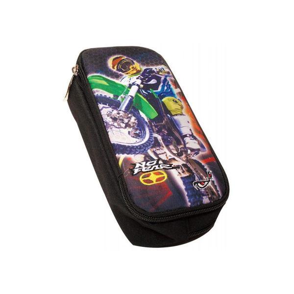 No Fear Κασετίνα Βαρελάκι Motocross (347-44140)