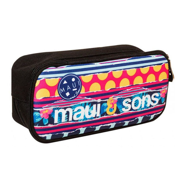 Maui & Sons Κασετίνα Οβάλ Polka (339-89141)