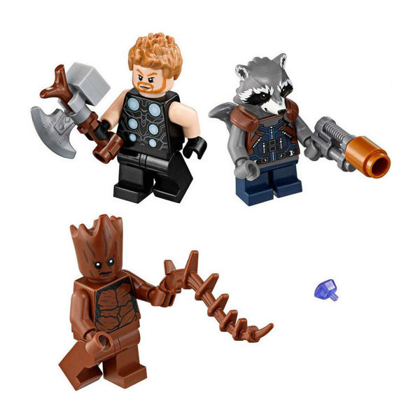 Lego Super Heroes Thors Weapon Quest (76102)