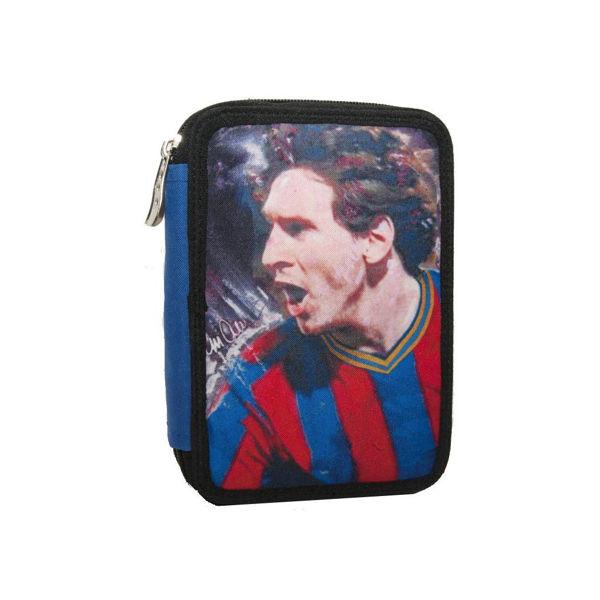 Messi Κασετίνα Διπλή Γεμάτη (338-83100)