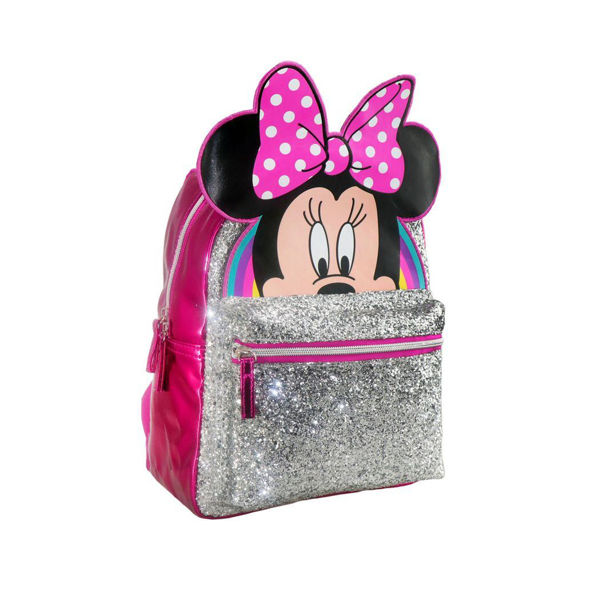 Minnie Mouse Τσάντα Πλάτης Glitter (000562420)