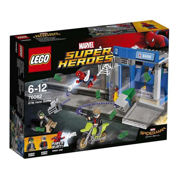 Lego Super Heroes ATM Heist Battle (76082)